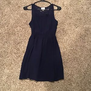 One Clothing Navy Blue Dress Size S